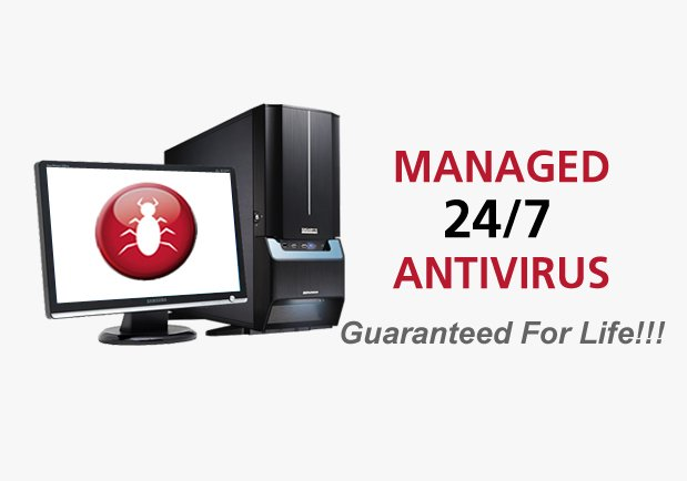 Managed Antivirus